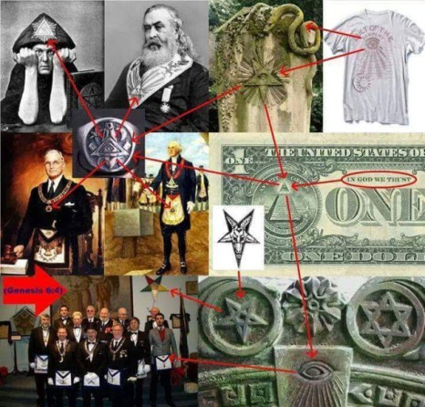 MoneyFreemasonPyramisCollage for AUTOBIOGRAPHY