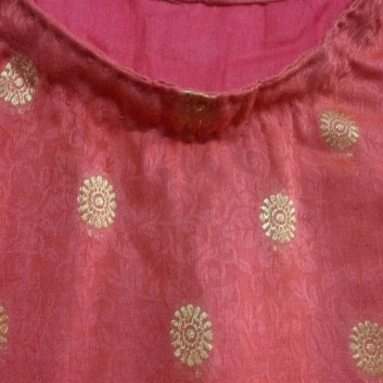 Punjabi Suit Handmade by Gramma 30Jan2020f