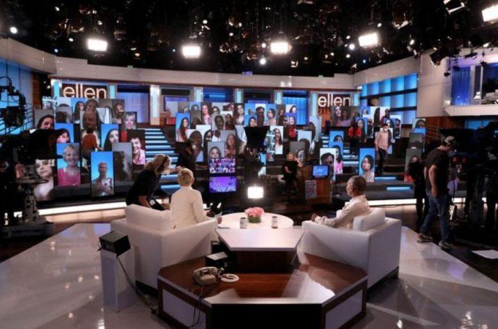 Ellen DeGeneres Virtual Audience