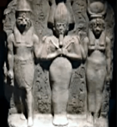 Mystery Babylon: Osiris, Isis and Anubis