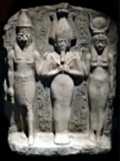 Mystery Babylon: Osiris, Isis and Anubis
