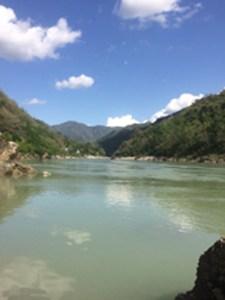 Ganga River Rishikesh 1June2020