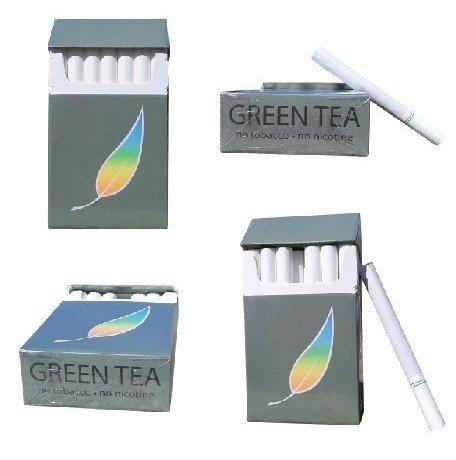 Cigarro de chá verde: é seguro?