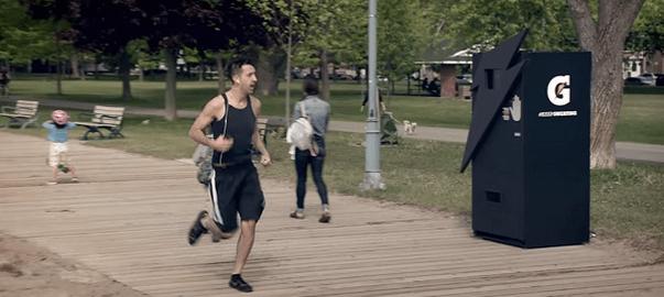 Suando a camisa: inovação e exercícios físicos