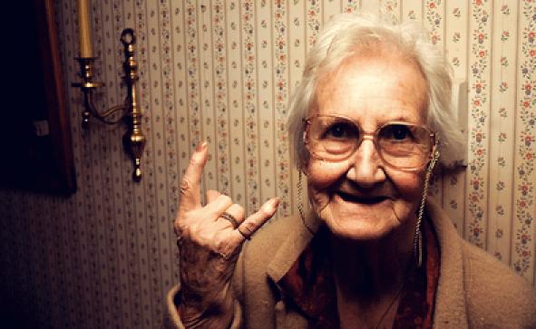 Grandma netflix