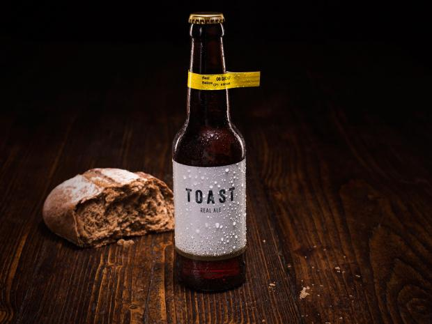 Bread beer – innovation in a sustainable beverage