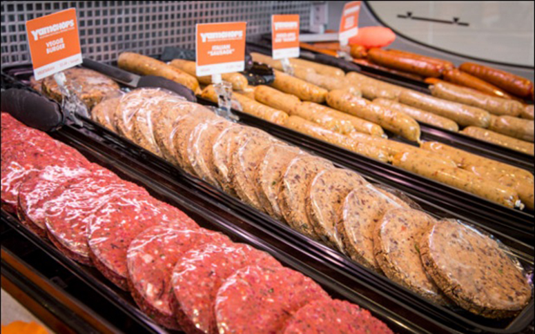 Vegetarian butcher shop – Will the future be meat free?