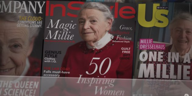 E se mulheres cientistas fossem celebridades?