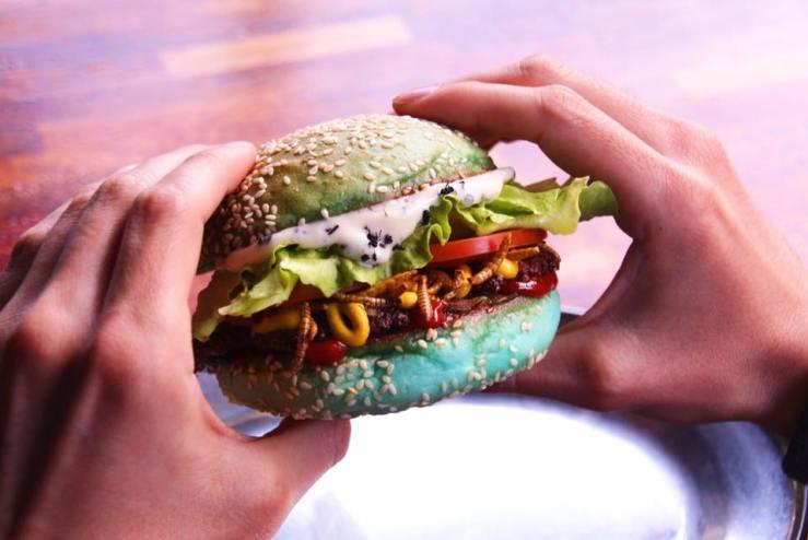 halloween huxtaburger