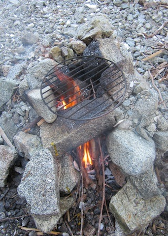 stone rocket stove Sustainable System: Rocket Stoves