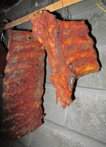 cured pork ribs 4 Pantry Foods: Charcuterie