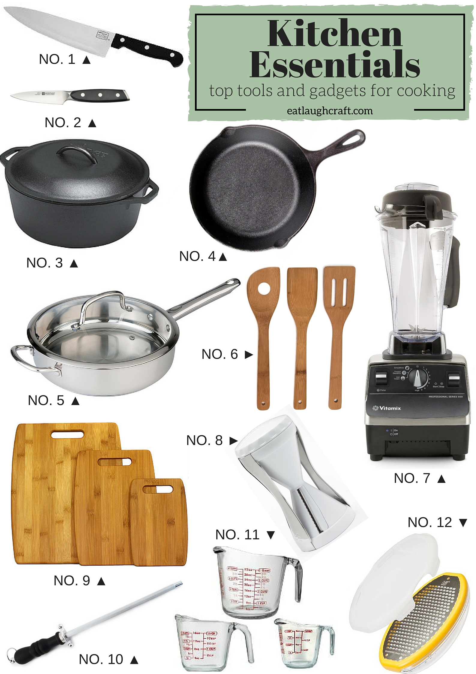 essential tools for the kitchen drop leaf cart my essentials eat laugh craft a healthy living blog