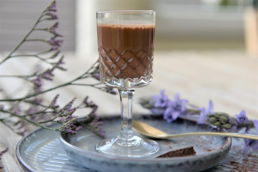 Afrikanischer Schokoladen-Kaffee