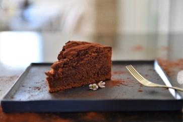 Klassischer Schokoladenkuchen