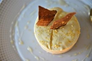 Honig-Parfaittörtchen