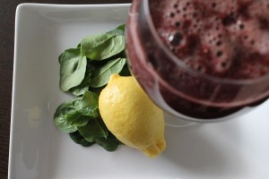 Red Power Detox Smoothie