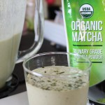 Creamy Tropical Matcha Smoothie (Plus, a Giveaway!)