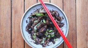 Easy Speedy Chinese Style Black Bean Sauce