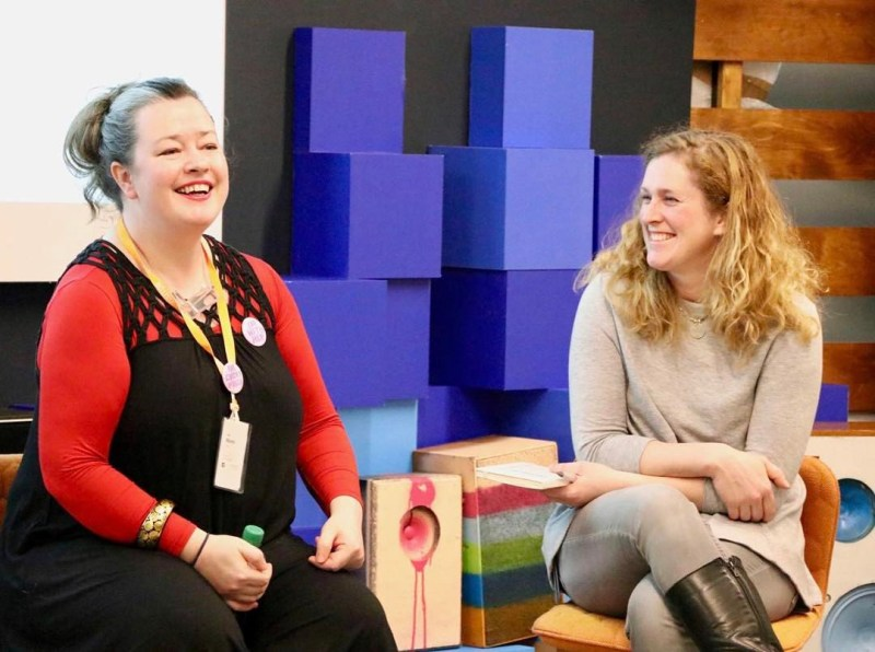 Speaking at Facebook in Dublin on International Women's Day earlier this year