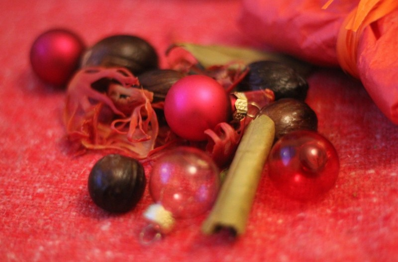 Christmas Spices and Baubles