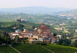 Barolo - the most gorgeous of Piedmont towns