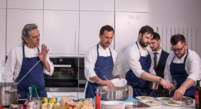 An Italian Ingredient Masterclass with Giorgio Locatelli