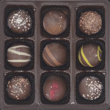 dark chocolate gift for vegan