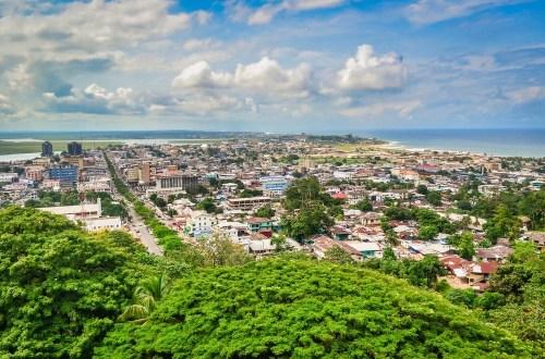 Anthony Bourdain in Liberia - Monrovia - Hero