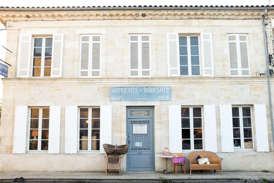 Antiquités Côté Gironde