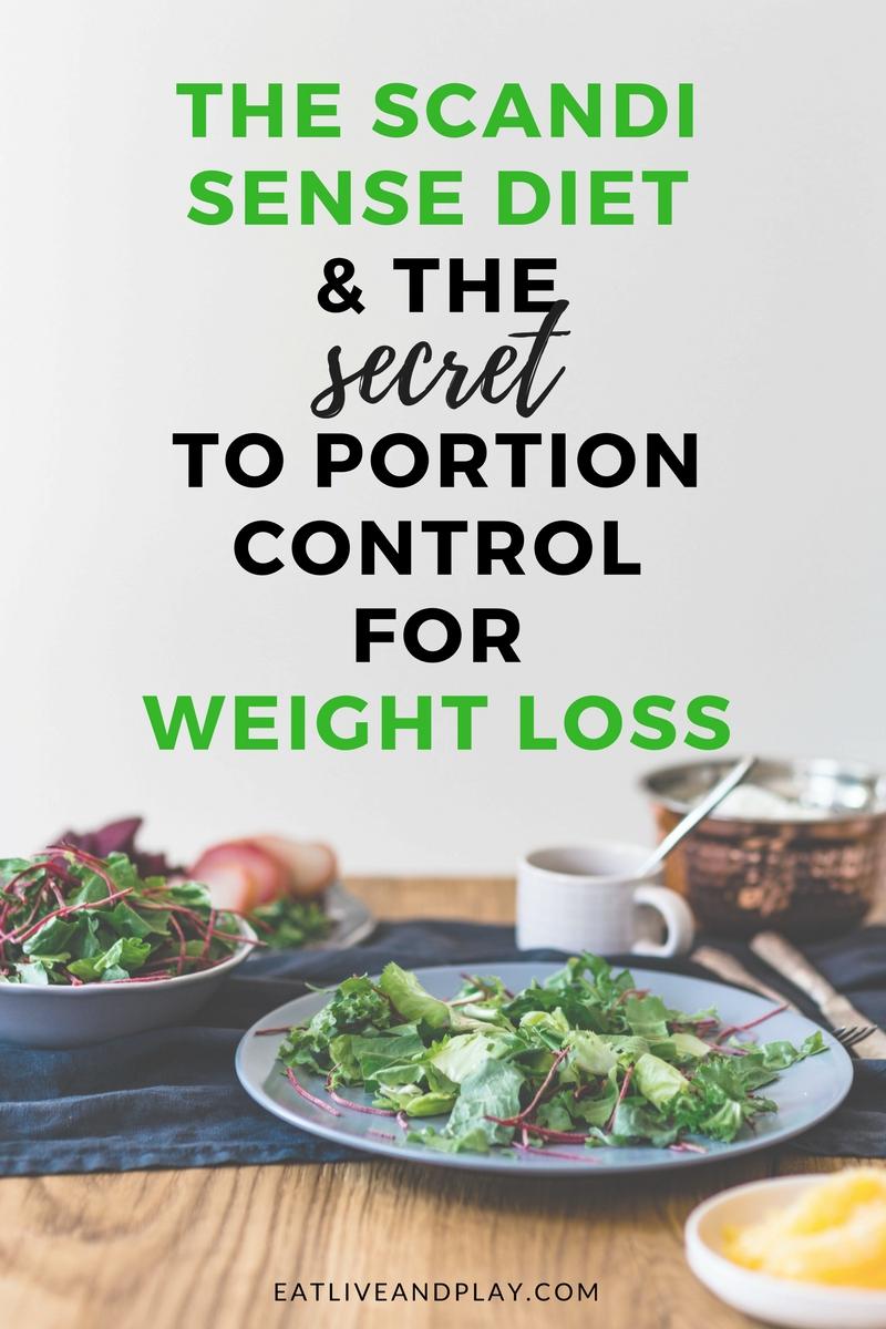 portion control diet recipes