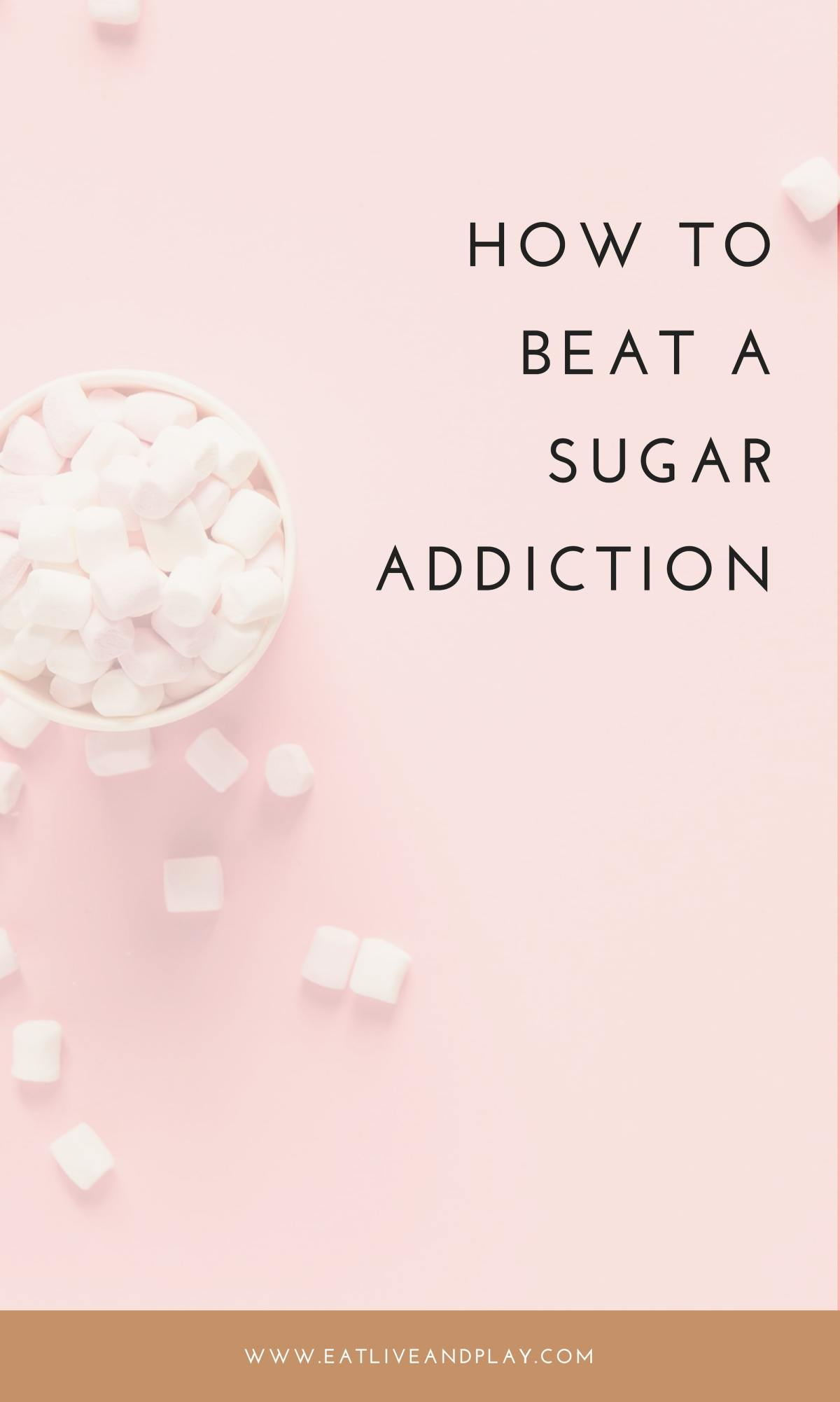 Beating a sugar addiction is so much easier when you know these 3 tricks!