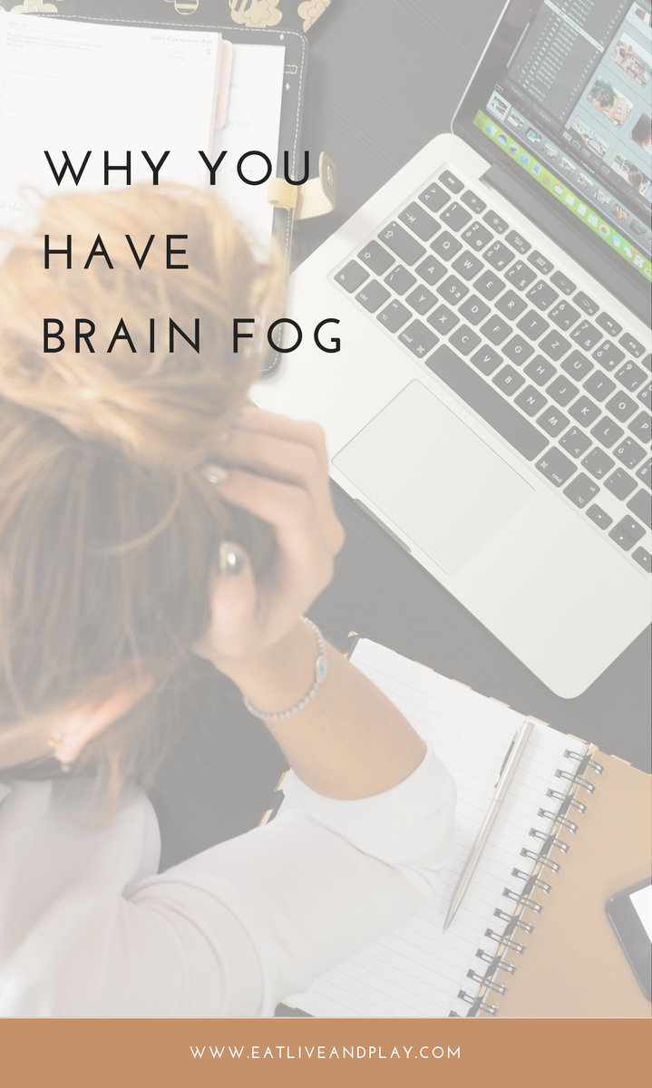 Are you suffering from brain fog? The best brain fog cure is easier than you think!