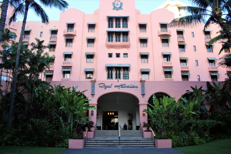 Checking In: The Royal Hawaiian Hotel - Eatlivetraveldrink