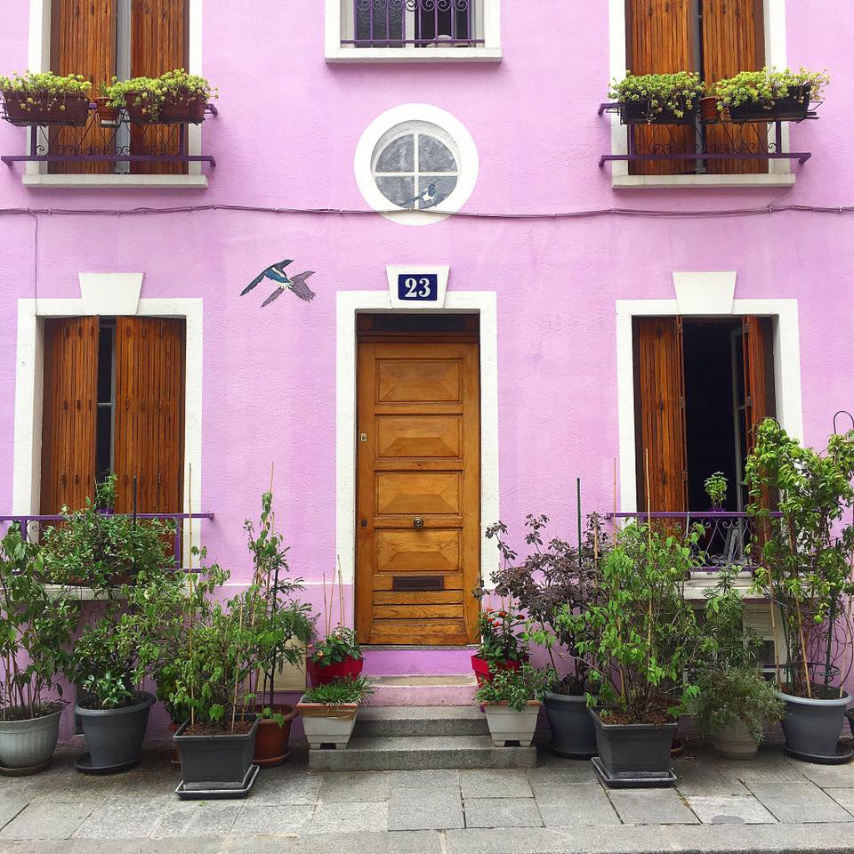 The most beautiful street in Paris – Rue Crémieux