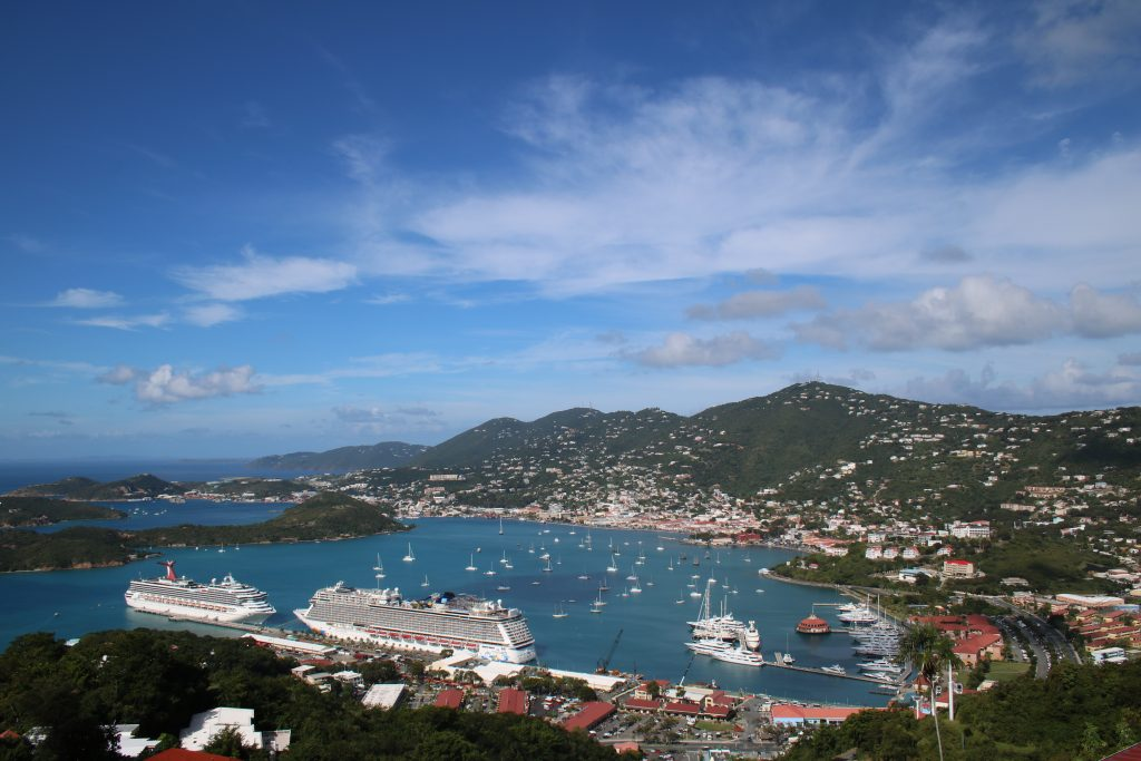 Caribbean Cruise Port St Thomas  Eatlivetraveldrink