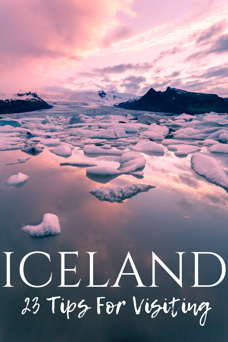 23 of the BEST tips for visiting Iceland