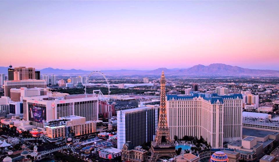 Las Vegas: A Diary of Photos