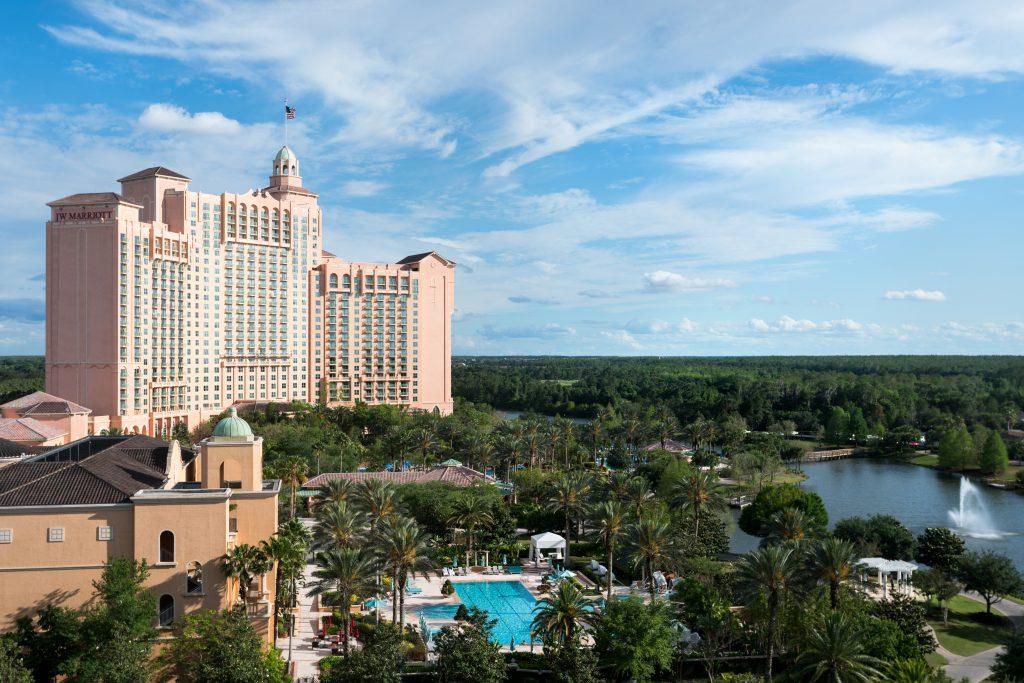 Checking In: Ritz Carlton Grande Lakes Orlando Florida