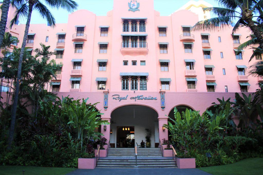 Checking In: The Royal Hawaiian Hotel