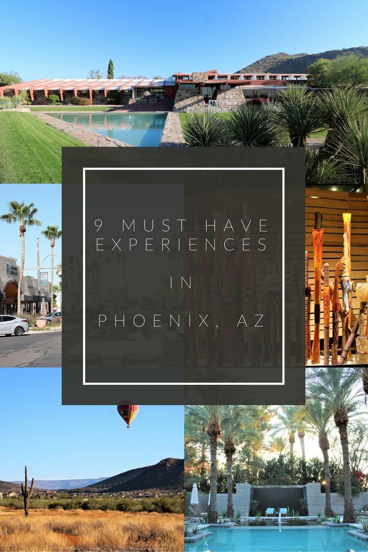 Phoenix Arizona Activities