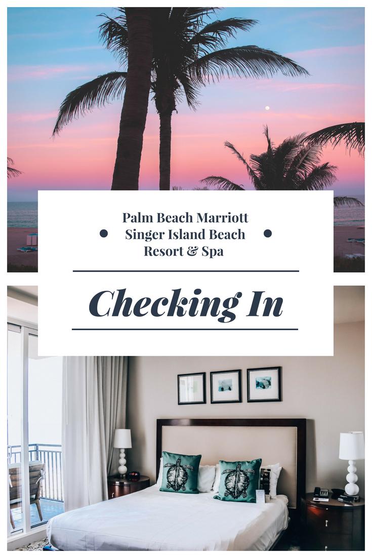 Marriott Palm Beach