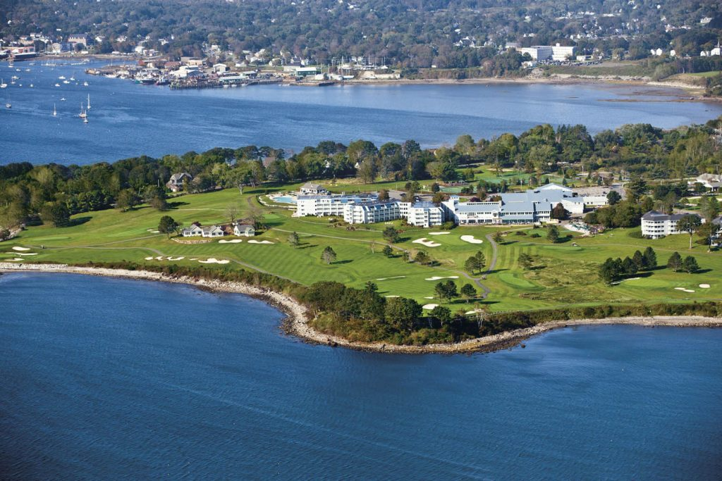 Samoset Resort Maine: Luxury on West Penobscot Bay