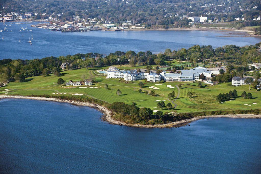 Samoset Resort Maine: Luxury on West Penobscot Bay