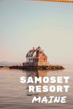 Samoset Resort Maine is located in the beautiful coastal town of Rockport, ME. This luxury hotel is spread out on over 230 acres of land with sweeping views of West Penobscot Bay