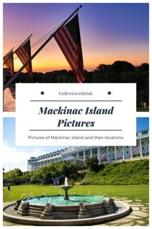 Mackinac Island Pictures