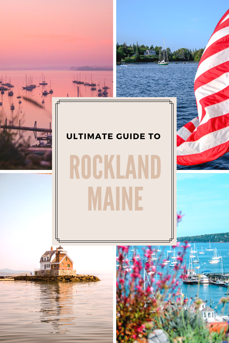 Things to do in Rockland Maine. From where to stay, eat and what to do.