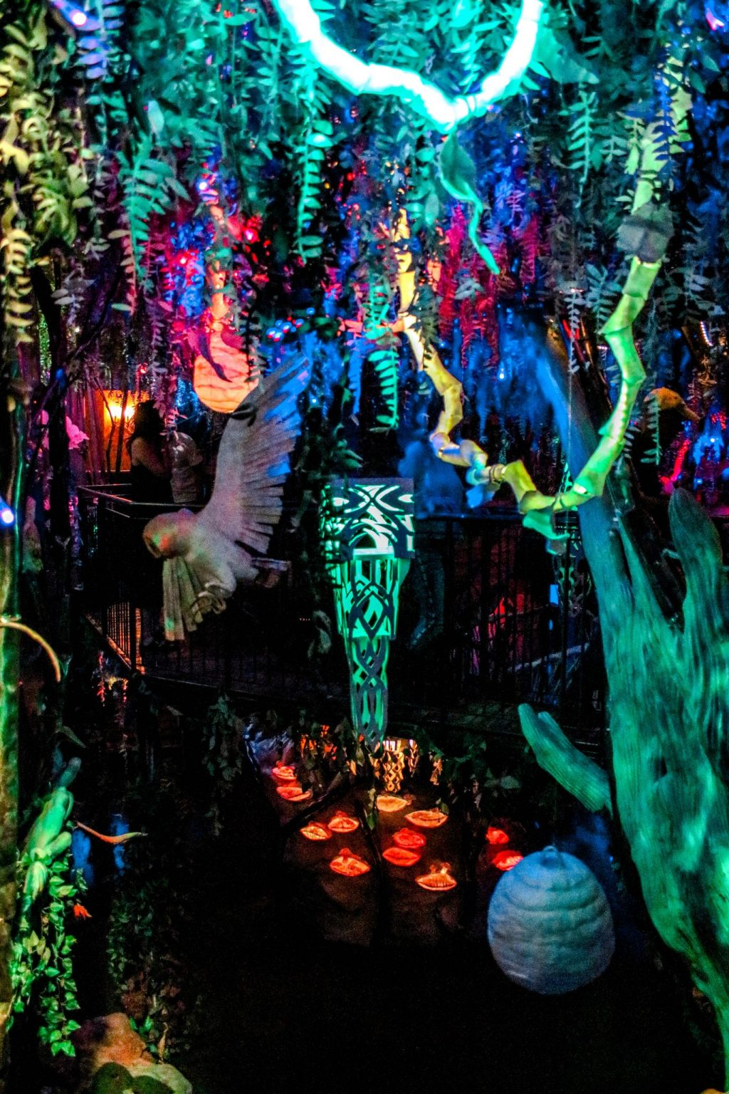Meow Wolf - an art installation experience in Santa Fe, New Mexico.