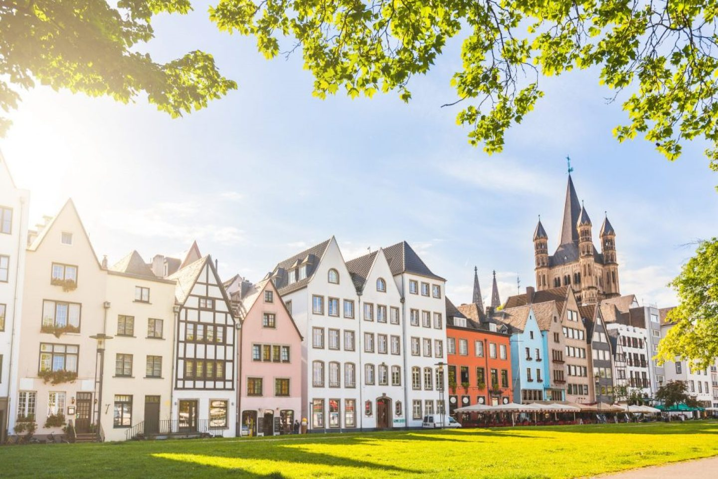 Beautiful Cities In Germany: Cologne Germany