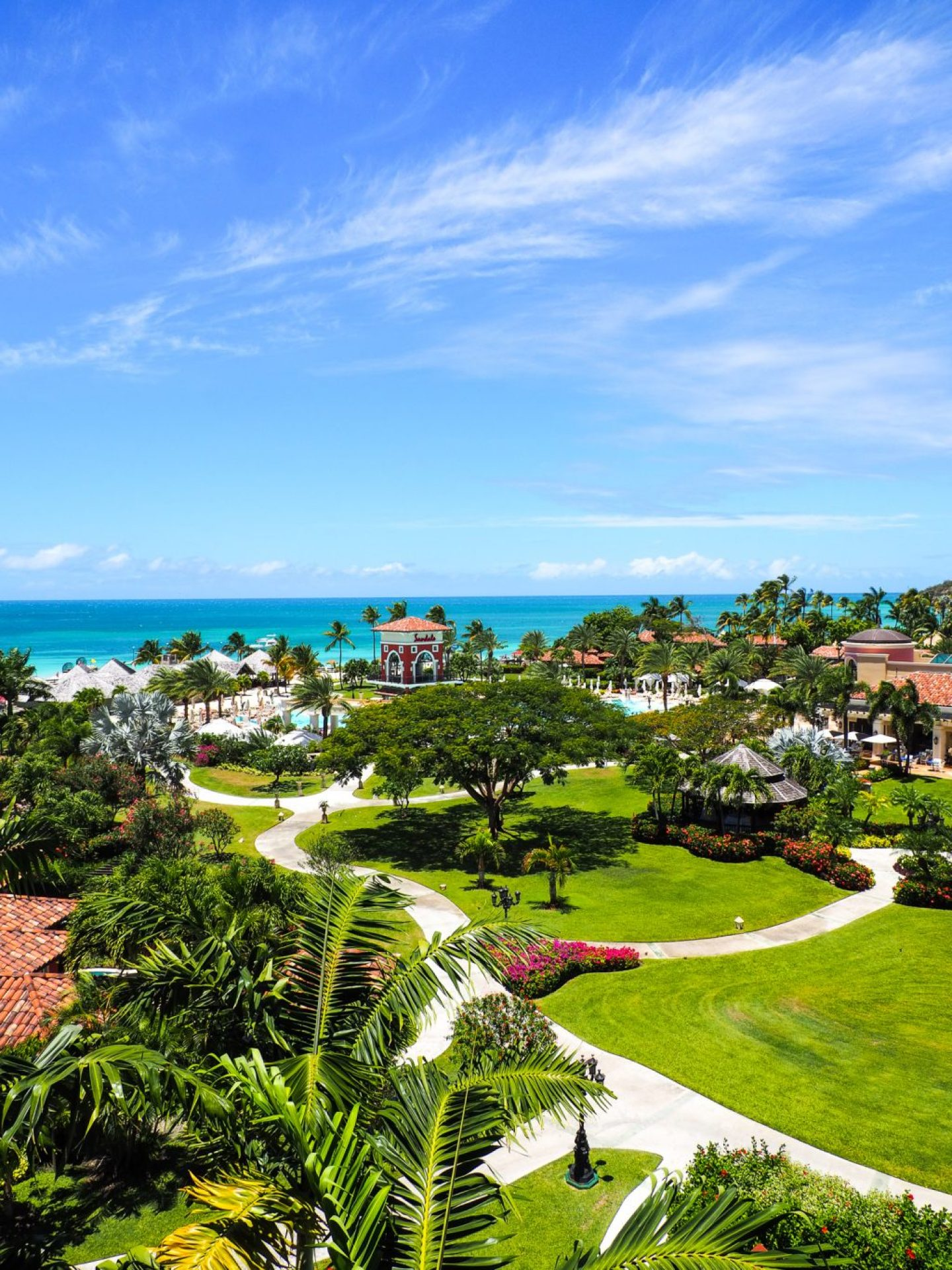 Antigua All Inclusive: A Luxury Stay at Sandals Grande Antigua