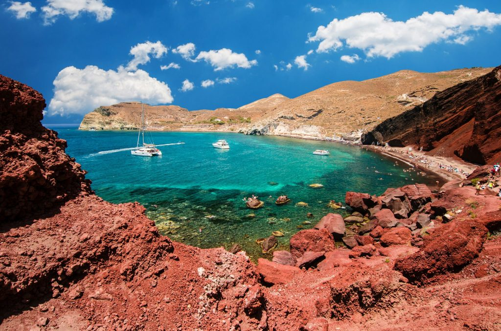 Best Beaches In Santorini Greece To Visit During Your Holiday